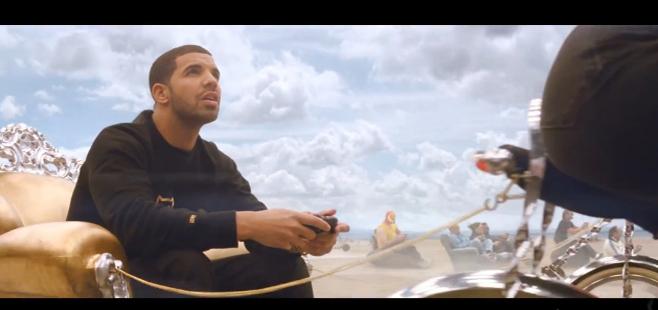Drake avec Messi, Cahill et Chicharito pour FIFA 14