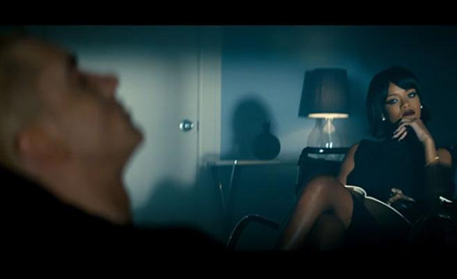 """Eminem et Rihanna dans le clip de """"Monster"""""""