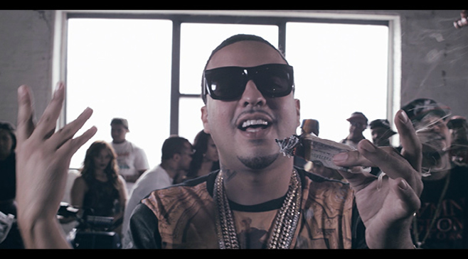 "French Montana le clip de ""If I die"""