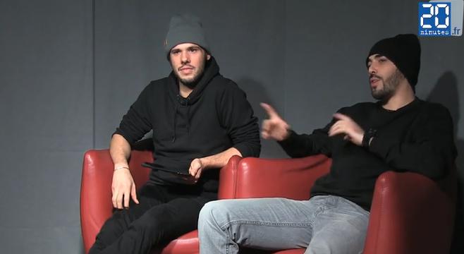 """Orelsan et Gringe : """"Booba a marqué les esprits comme personne"""""""