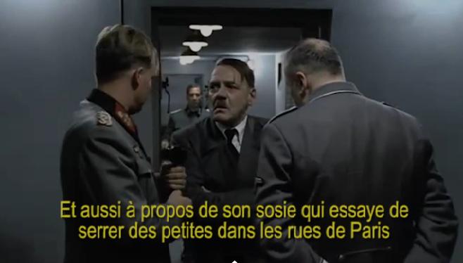 Hitler parle du Game et des rappeurs français (Booba, Rohff, La Fouine ...)