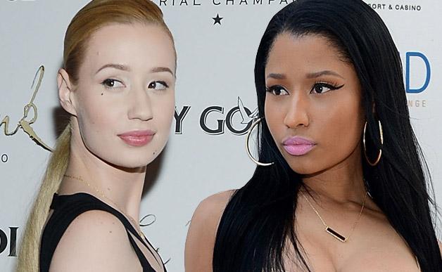 Iggy Azalea et Nicki Minaj