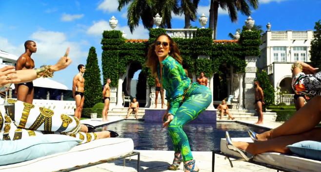 "Jennifer Lopez remixe son morceau ""Booty""  Featuring Iggy Azalea"