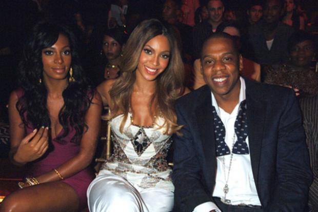 Jay z Beyoncé Solange