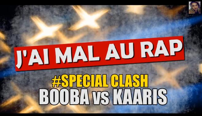 Jhon Rachid présente « J'ai Mal Au Rap - Clash Booba vs Kaaris  »