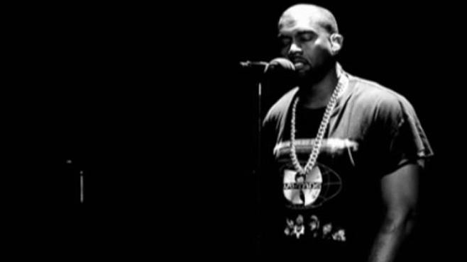 Kanye West en live