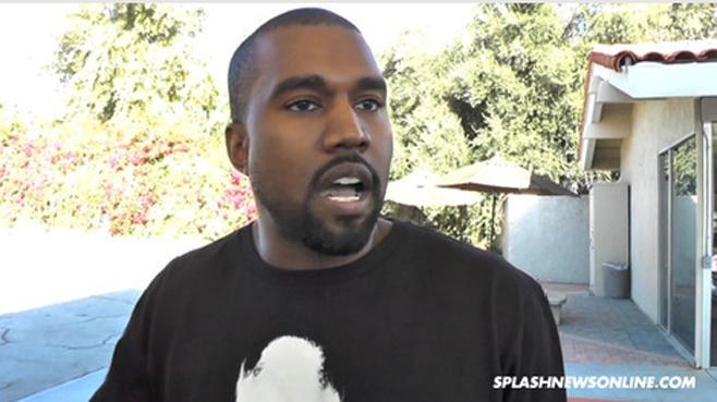 En vidéo, Kanye West se livre à cœur ouvert ... aux paparazzis