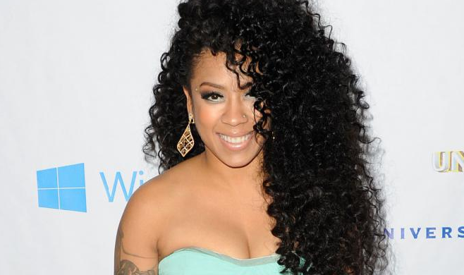 "Keyshia Cole présente son single ""Rick James"" Featuring Juicy J"