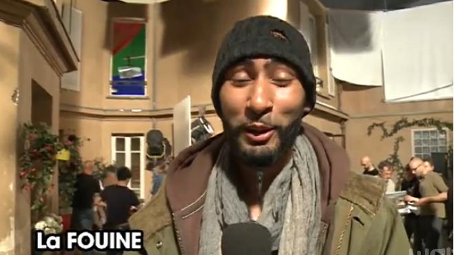 Vidéo : Les premières images de La Fouine dans la série humoristique « Nos chers voisins » sur TF1