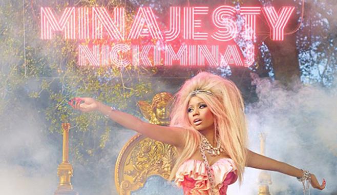 Nicki Minaj présente son nouveau parfum dans un spot publicitaire