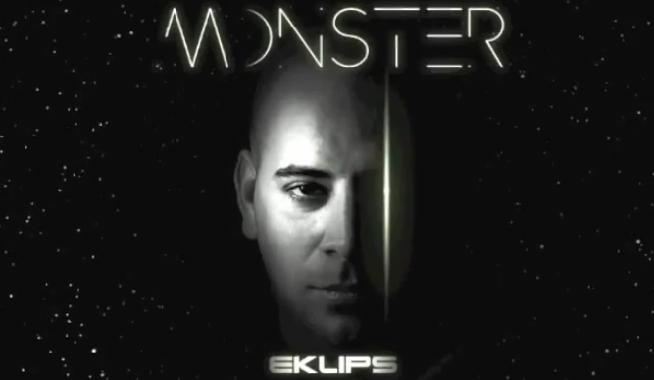 """Eklips présente son nouveau morceau """"Monster"""""""