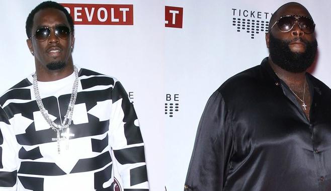 "Puff Daddy présente le morceau ""Big Homie"" Featuring Rick Ross & French Montana"