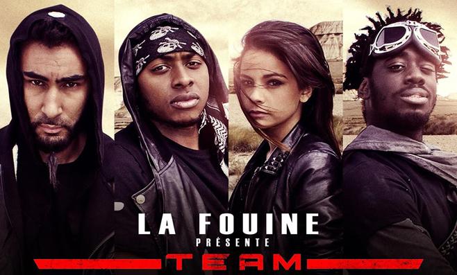 La Fouine Team Bs f/ Banlieue Sale