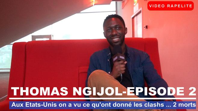 Thomas Ngijol : «Aux Etats-Unis on a vu ce qu'ont donné les clashs...2 morts»