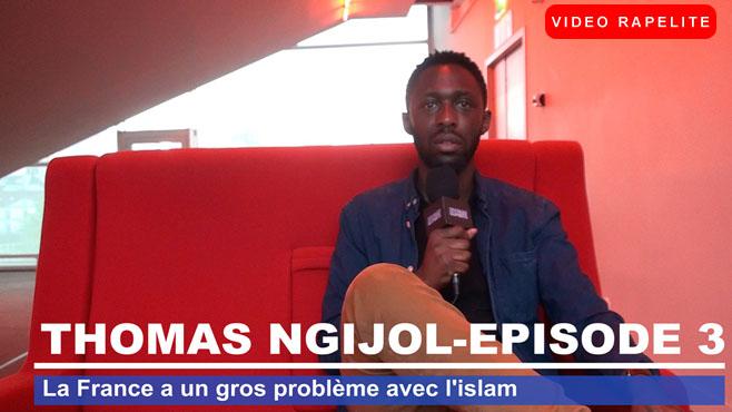 Thomas Ngijol : «La France a un gros problème avec l'islam»