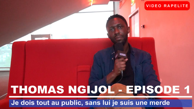 Thomas Ngijol : «Je dois tout au public, sans lui je suis une merde»