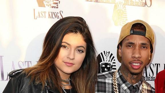 Kylie Jenner et Tyga