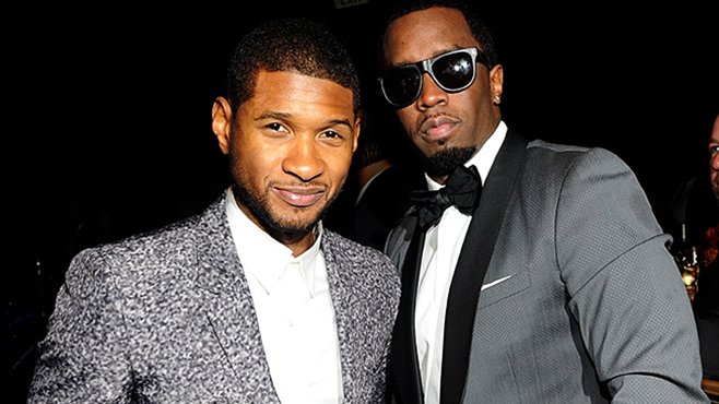 Usher et Diddy