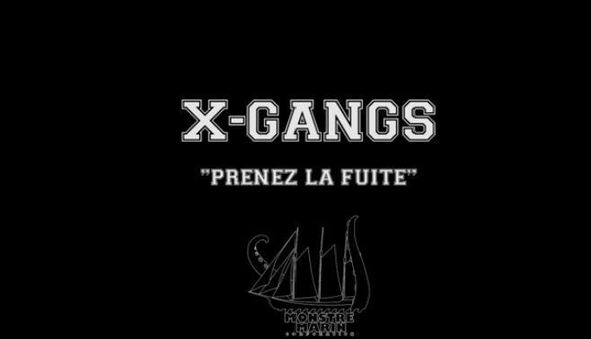 """Maitre Gims dévoile le morceau de X-Gangs """"Prenez la fuite"""""""